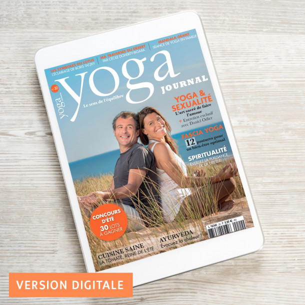 Yoga Journal Numéro 20 - Version Digitale