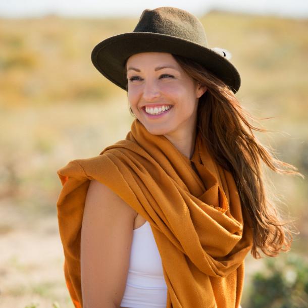 Cultiver le yoga du coeur au Québec avec Natasha St-Pier
