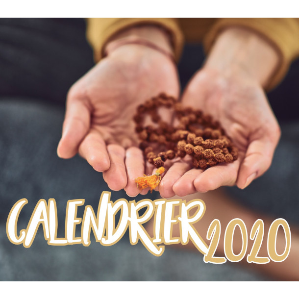 Calendrier 2020 Citations - Yoga Journal