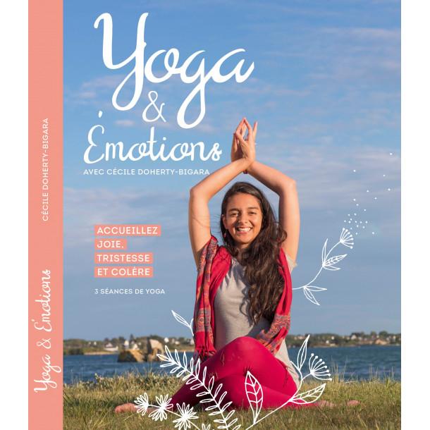 DVD Yoga et Émotions avec Cécile Doherty Bigara