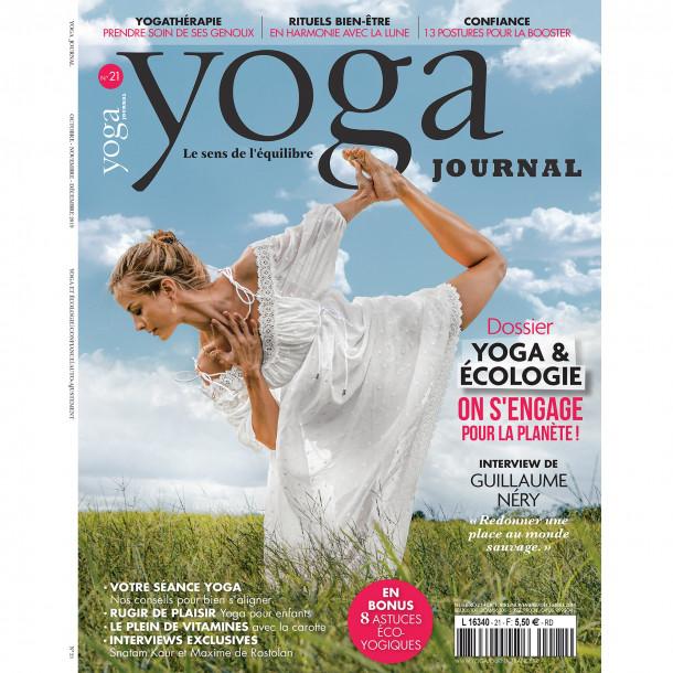Yoga Journal Numéro 21