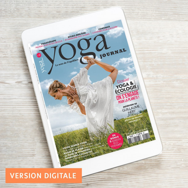 Yoga Journal Numéro 21 - Version Digitale