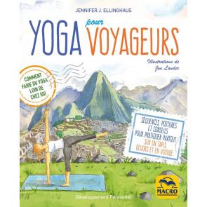 Livre - Yoga pour voyageurs