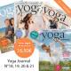 Pack Yoga Journal n°18 et n°19