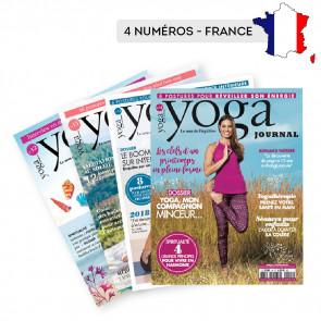 Abonnement FRANCE 4 numéros Nouvelle formule