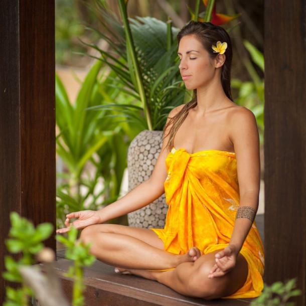 Retraite Yoga du 19 au 24 juillet avec Sharleen Mary au Domaine du Taillé