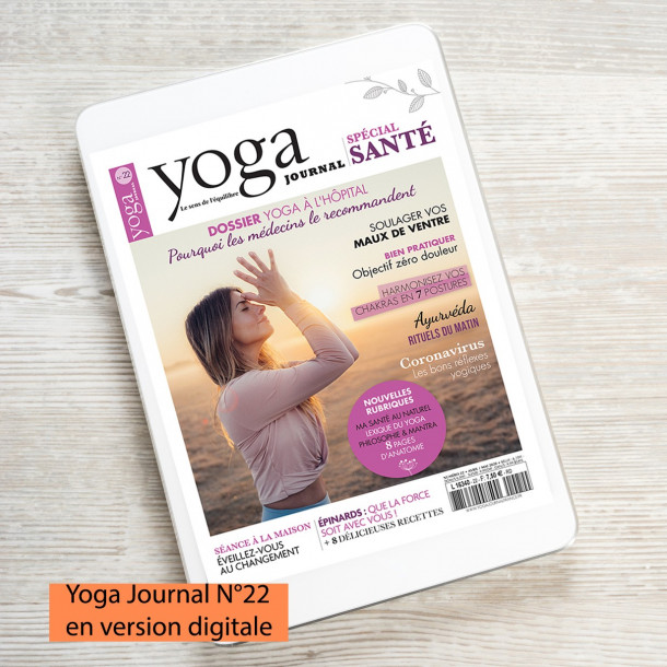 Yoga Journal Numéro 22 - Version Digitale