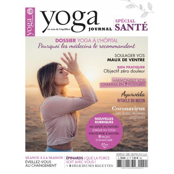 Yoga Journal Numéro 22
