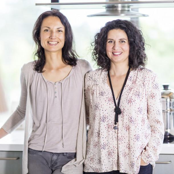 Film à télécharger Cuisine saine avec Clea et Anne Piovesan