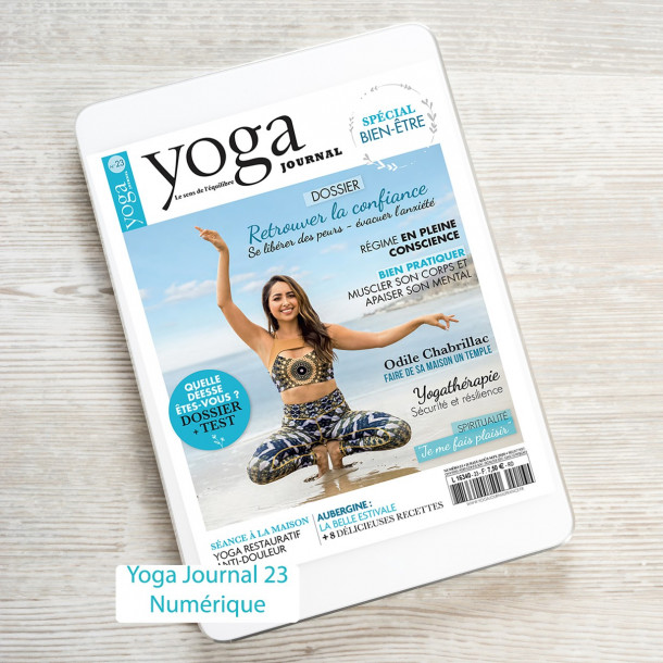 Yoga Journal Numéro 23 - Version Digitale