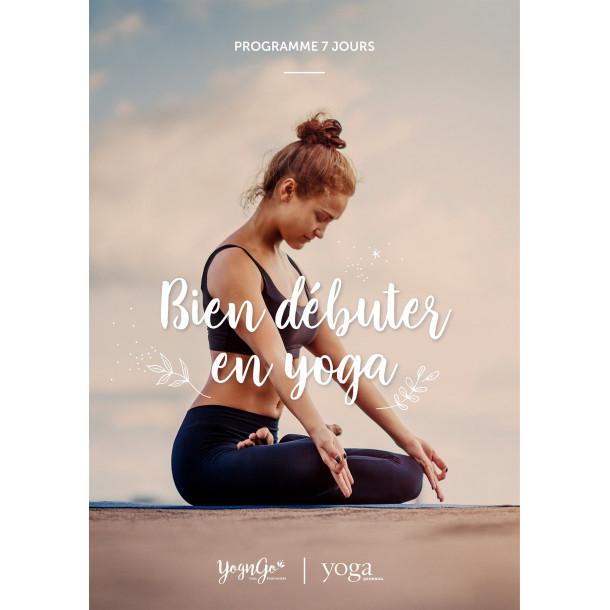 Votre programme pour Bien débuter en Yoga