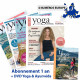 Abonnement EUROPE 4 numéros + DVD Yoga & Ayurvéda