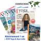 Abonnement MONDE 4 numéros + DVD Yoga & Ayurvéda