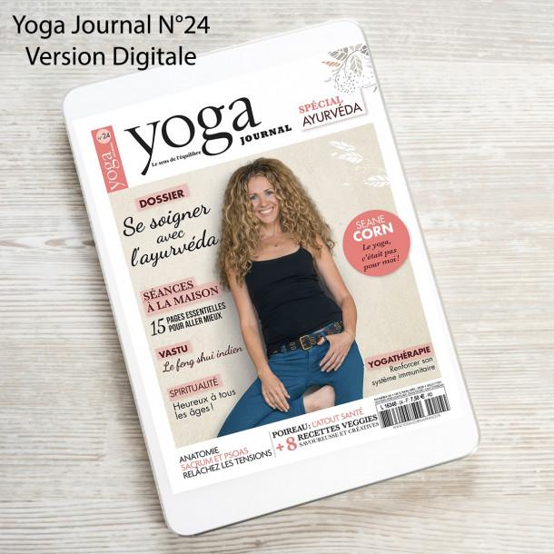 Yoga Journal Numéro 24 - Version Digitale