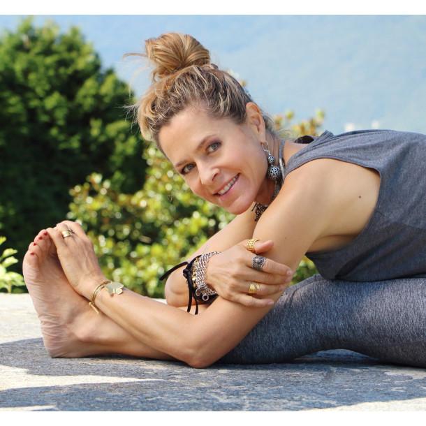 Formation en yin yoga 50h du 15 au 21 aout avec Stéphanie Aulestia en Ardèche
