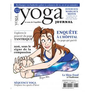 Yoga Journal Numéro 6