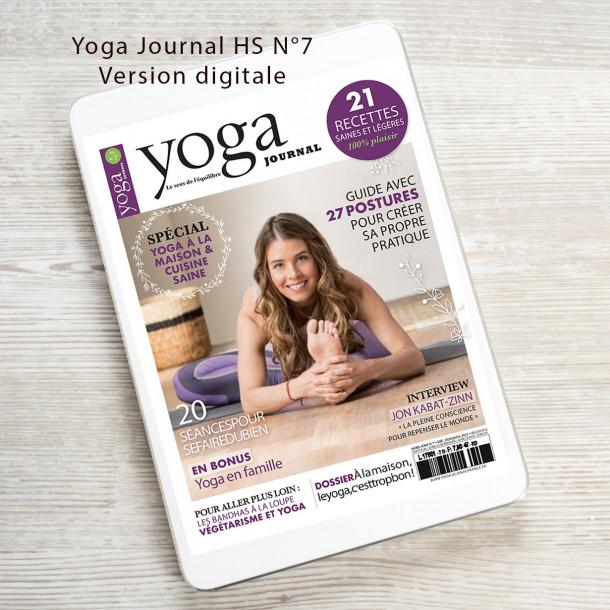 Yoga Journal Hors-Série n°7 version digitale