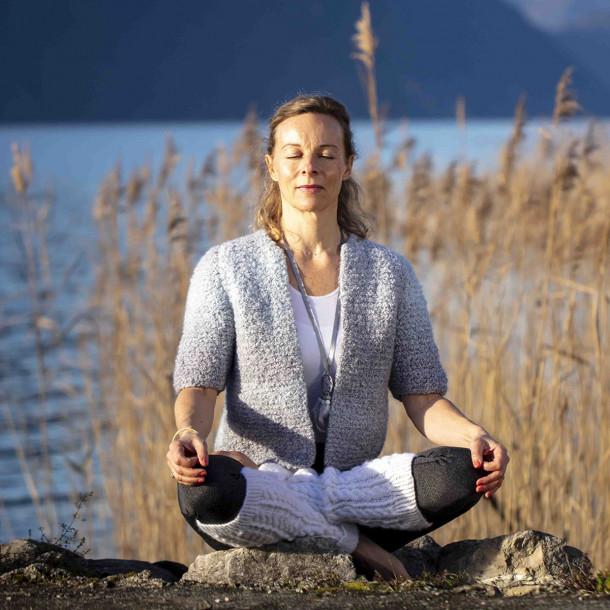 Stage Yoga et découverte de la yogathérapie du 16 au 18 avril avec Isabelle Compère en Ardèche