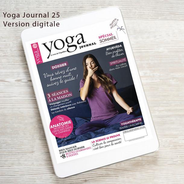 Yoga Journal Numéro 25 - Version Digitale