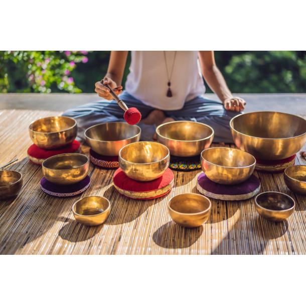 Retraite Yoga et relaxation sonore du 3 au 6 octobre 2019 en Bretagne