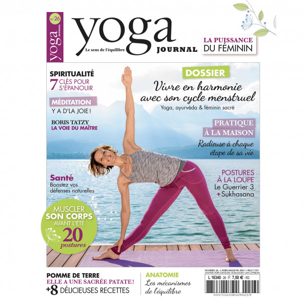 Yoga Journal Numéro 26