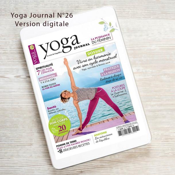 Yoga Journal Numéro 26 - Version Digitale