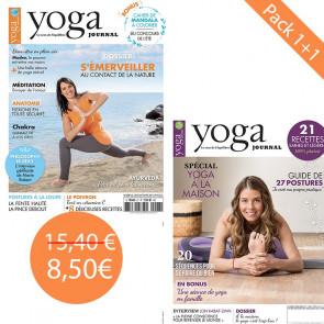 Pack Yoga Journal n°27 + Hors-série n°7