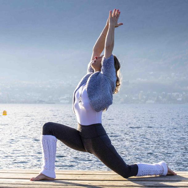 Stage Yoga et découverte de la yogathérapie du 7 au 10 octobre avec Isabelle Compère en Bretagne