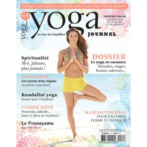 Yoga Journal Numéro 8