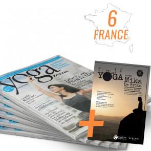 Réabonnement FRANCE 6 numéros + DVD Mika