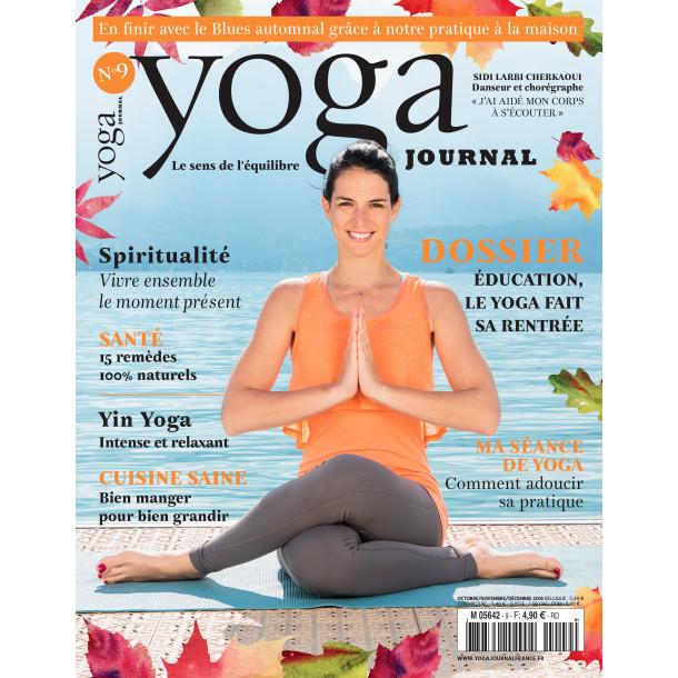 Yoga Journal Numéro 9
