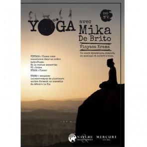 DVD avec Mika De Brito : Vinyasa Krama