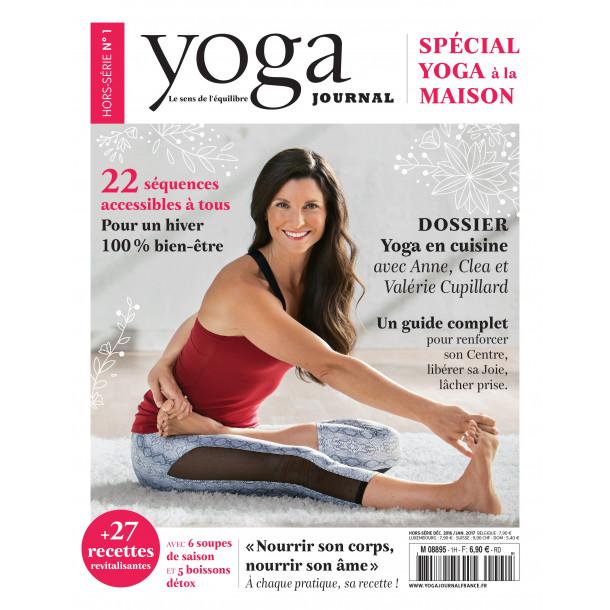 Yoga Journal Numéro 1 Hors Serie
