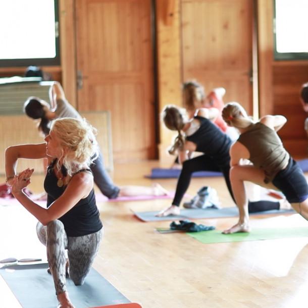 """Retraite """"SOLunar Yoga"""" Du 5 au 8 juillet 2017 Avec Charlotte Saint-Jean et Julien Levy"""