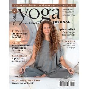 Yoga Journal Numéro 10