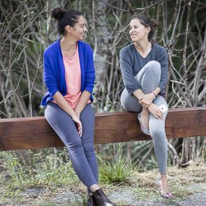 Retraite Yoga du 19 au 22 octobre 2017 Avec Ariane et Cécile  Au domaine du Taillé