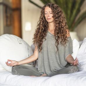 "Retraite Yoga avec Sandra INSOHA ""DETOX et énergie"" du 17 au 19 mars 2017"